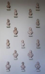 Bustes sculptés