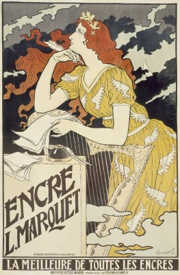 Affiche - Encre L. Marquet (LACMA)